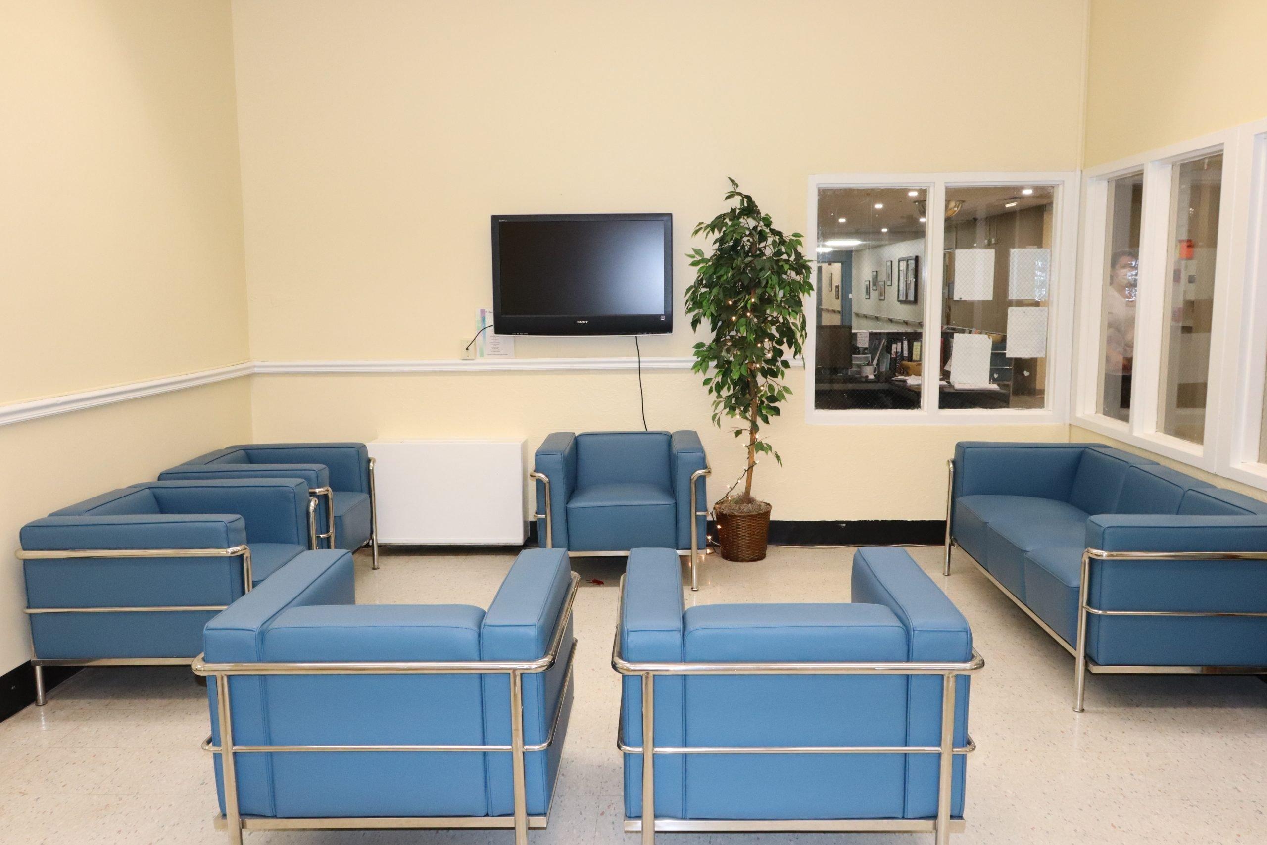Renovation - Lobby