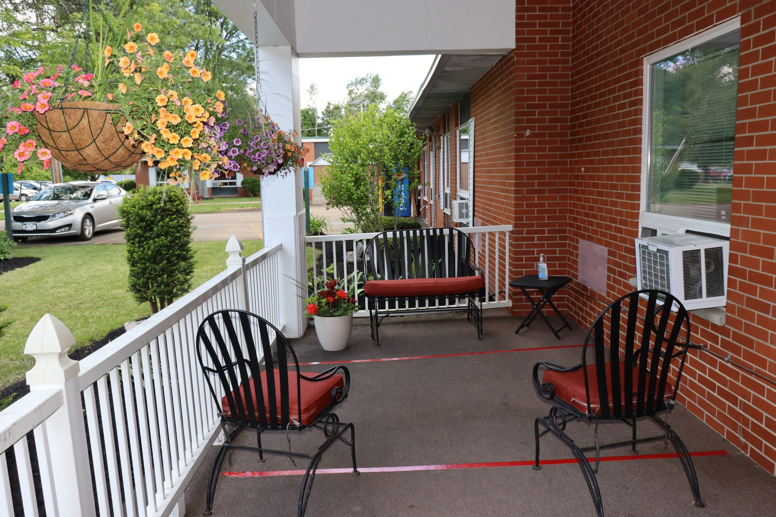 Renovation - Outside Visitation Area