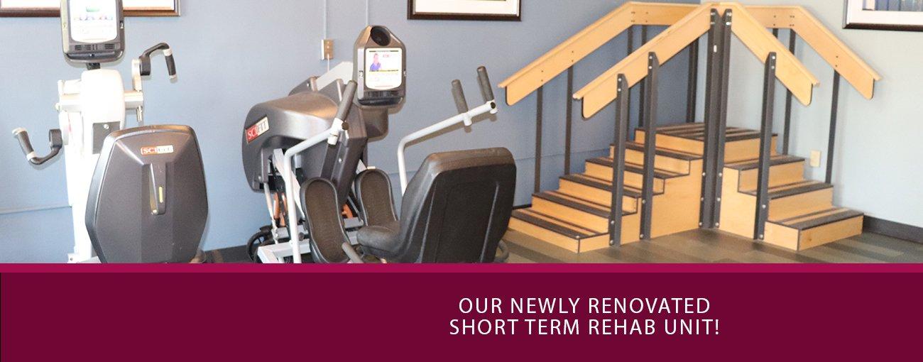 Short Term Rehab Renovation Slide #5