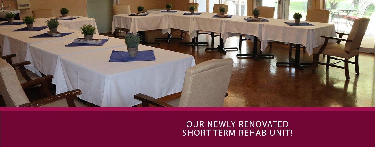 Short Term Rehab Renovation Slide #7